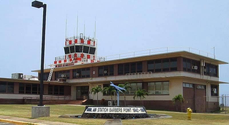 AMVETS Hawaii Press Release: Naval Air Station Barbers Point Memorial Committee